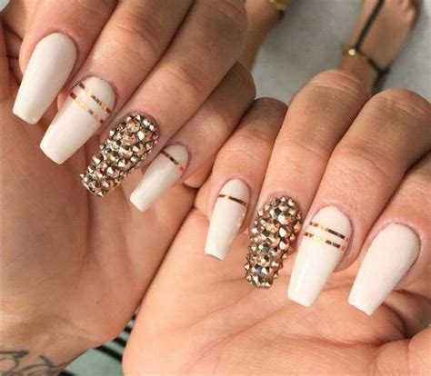 white nail designs 100 white nail ideas that are actually easy