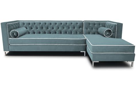 chaise transparent l shaped grey linen sofa with sleeper and cushions