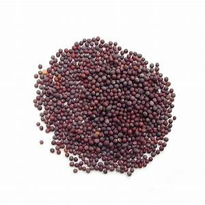 Rare and nutty our Black Mustard Seeds require hand ...