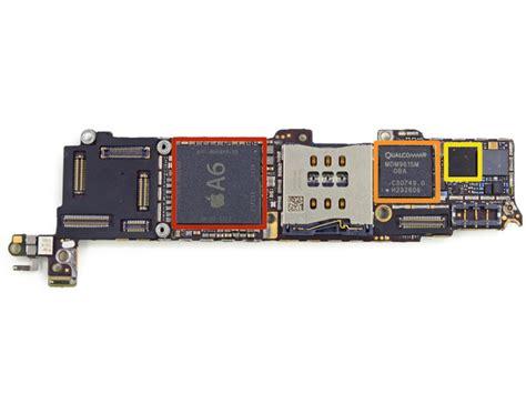 iphone 5c processor iphone 5c teardown ifixit Iphon
