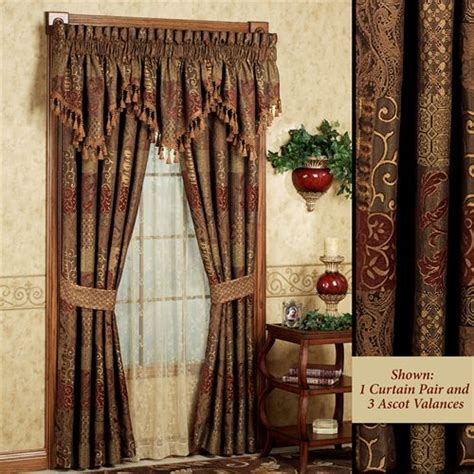 curtains ideas 187 croscill galleria shower curtain