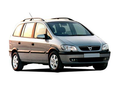 1999 Vauxhall Zafira Photos, Informations, Articles