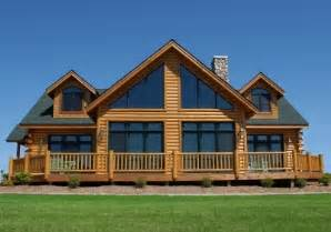 chalet homes single story chalet 3 200 square foot chalet 2 story hybrid log modular home built using