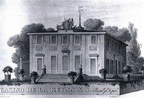 Historia Y Genealogía Palacete Y Jardines Del Casino De