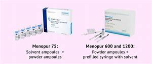 Menopur  Patient U0026 39 S Manual For Ovarian Stimulation In Ivf