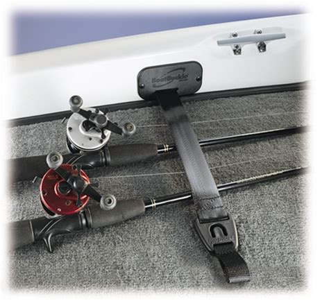 Fishing Rod Straps For Boat Deck rodbuckle retractable fishing rod tie down strap 2 quot x 24