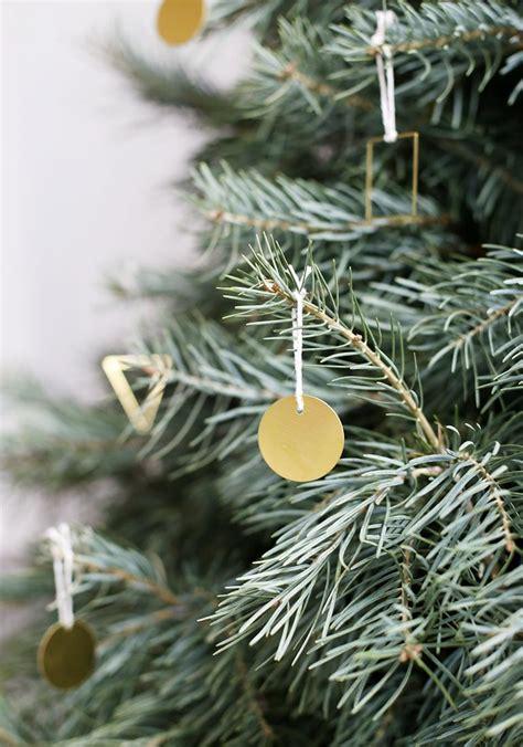 diy brass ornaments merry diy fondos navidad navidad