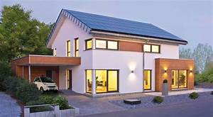 Fertighaus Unter 100000 : fertighaus h user pinterest haus house and modern ~ Sanjose-hotels-ca.com Haus und Dekorationen