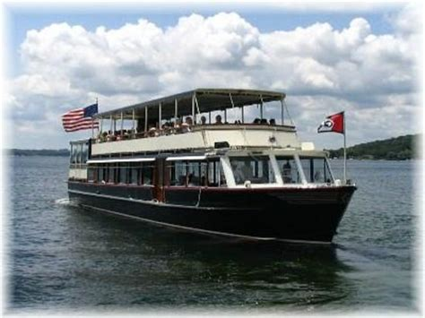 Lake Geneva Mailboat Tour Tickets by The Steam Yacht Louise With Manor In The Background