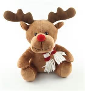 reindeer plush soft