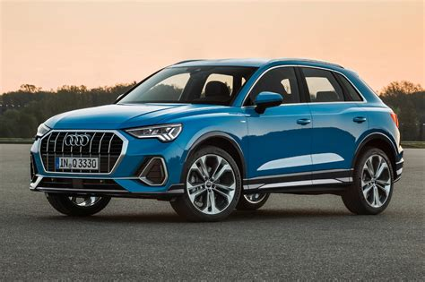 Nextgeneration Audi Q3 Is Here For 2018  Car Magazine