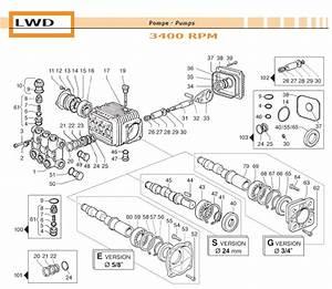 Comet Zwd4040g Parts Diagram
