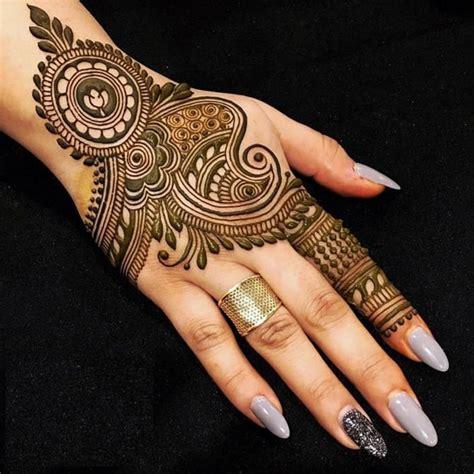 stylish summer henna tattoo designs  sheideas