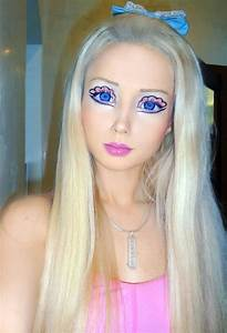 Human Barbie: Race-mixing the reason for plastic surgery ...