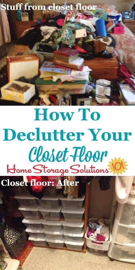 How To Declutter Closet by Best 25 Closet Storage Ideas On