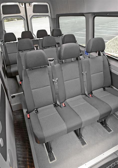 Mercedes Sprinter Interior
