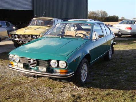 Alfa Romeo Alfetta For Sale by For Sale Alfa Romeo Alfetta Gt 1600 1975
