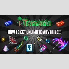 Terraria Ios 124  Brand New Duplication Glitch! (how To