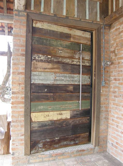 reclaimed wood doors how do i build an quot frame quot for a reclaimed wood