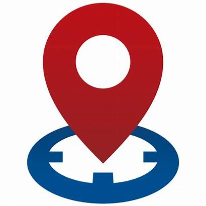 Elected Officials Location Icon Represents Current Map