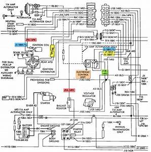 1978 Dodge Truck Wiring Diagram