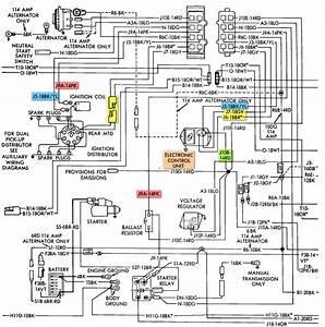 1973 Dodge B300 Wiring Diagram