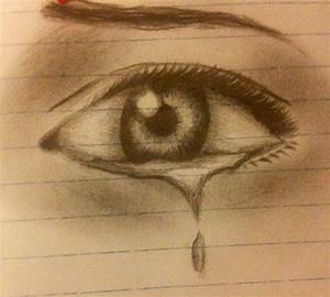 a crying eye by naama6699 on DeviantArt