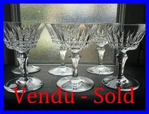 Coupe En Or : cristal baccarat piccadilly 6 coupes de champagne ~ Medecine-chirurgie-esthetiques.com Avis de Voitures