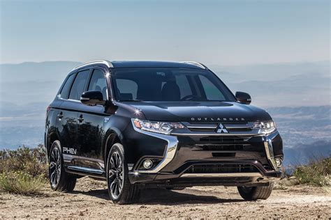 Mitsubishi Hybride 2020 by Road Test 2018 Mitsubishi Outlander Phev Clean Fleet Report