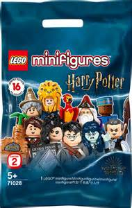 rumour    lego harry potter series  cmf