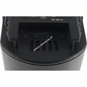 Lampe Led Batterie : batterie pour aeg led lampe bll 12c nimh ~ Edinachiropracticcenter.com Idées de Décoration