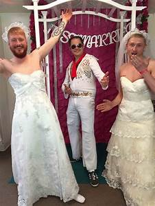 straight pals prank friends with gay wedding in las vegas With gay wedding las vegas