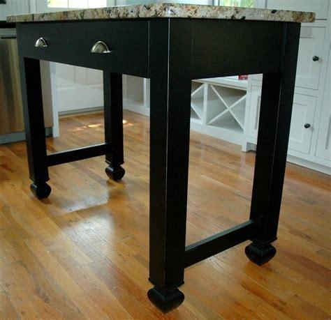 custom kitchen island table custom black kitchen island table style by custom corners