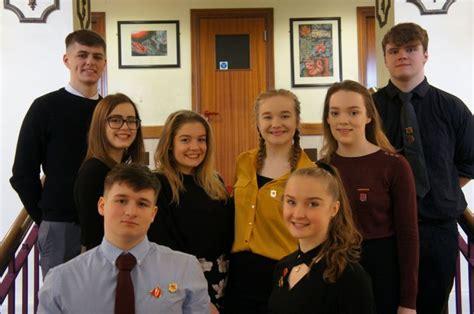 New Student Senior Leadership Team