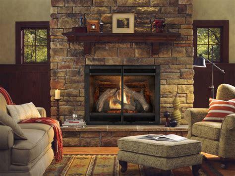 Drake Mechanical Gas Fireplaces
