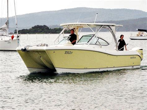 World Cat Boat Trader by 2011 World Cat 290 Dc Custom For Sale Trade Boats Australia