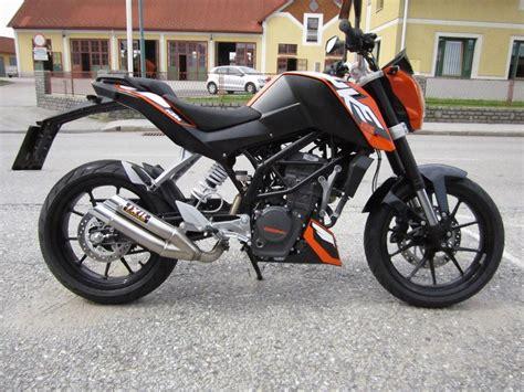 pot ixil duke 125 125 duke auspuff ixil motorrad fotos motorrad bilder
