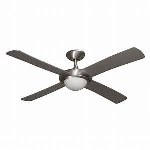 Outdoor ceiling fans wet rated with light iron