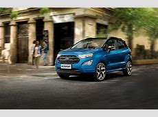 Ford New EcoSport STLine