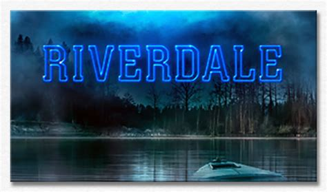 riverdale cw tv series
