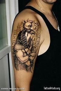 Horus Tattoos - Askideas.com