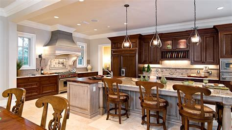 rustic kitchen island light fixtures dining room sets with matching bar stools rustic kitchen 7842
