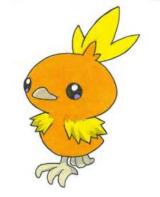 Torchic Evolution Chart