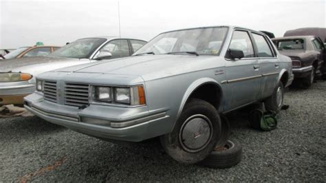 junkyard find  oldsmobile cutlass ciera  truth
