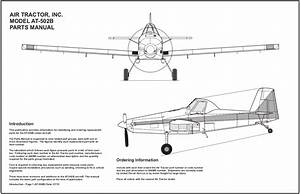Air Tractor U00ae Aircraft Parts Manuals Now Updated Biannually