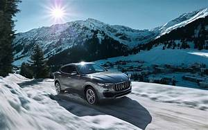 2016 Maserati Levante HD wallpapers High Quality