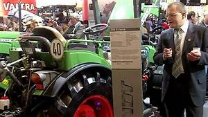 Fendt 208v Vario  Auf Deutsch  - Agritechnica 2009