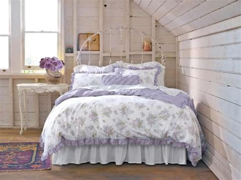 purple shabby chic bedroom shabby chic decorating ideas and interior design in vintage style
