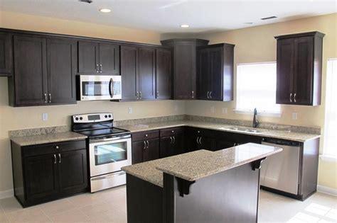 espresso color kitchen cabinets espresso kitchen cabinets in 12 sleek and cool designs