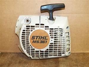 Stihl Ms361 Chainsaw Starter Assembly